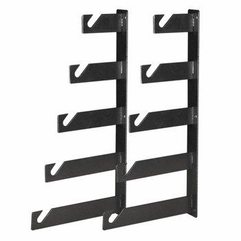 walimex Achtergrond Support Beugel Set voor Wand/Plafond, 5 rollen