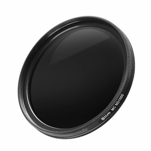 Walimex Pro Slim Filter ND1000 coated 62 mm