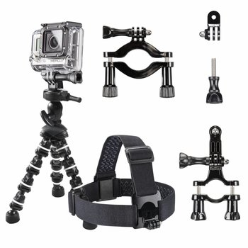 mantona GoPro Fishing Set