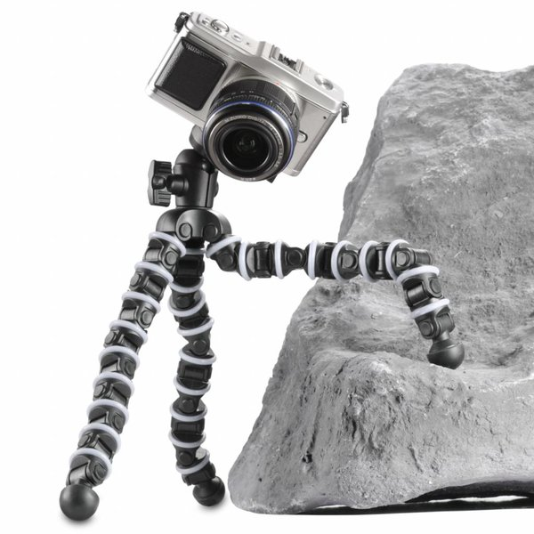 Mantona Cameratas & Flexi Tripod Set