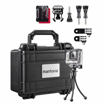 Mantona GoPro Suitcase S Storage Set I