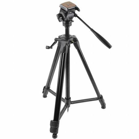 Walimex Camera Statief Semi-Pro FW-3970 + Statiefkop, 172cm