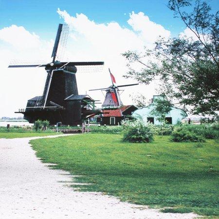 Walimex Pro Achtergronddoek Foto Motief  'Amsterdam', 3x6m