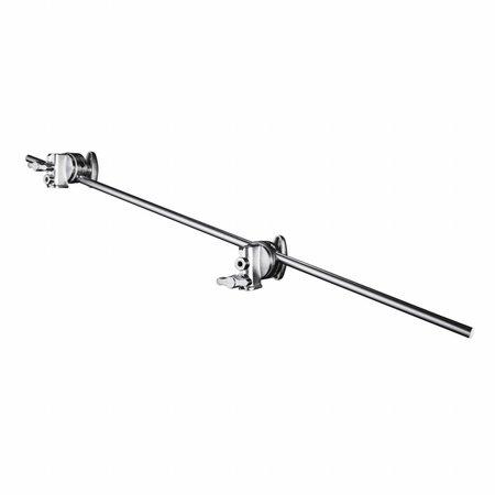 walimex pro Galgen mit 2 Schraubklemmen, 100cm