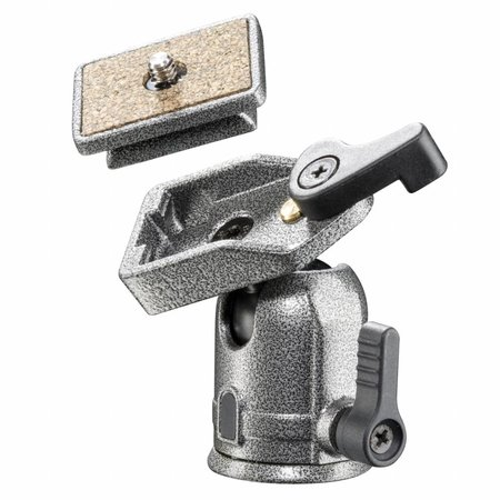 Walimex Pro Monopod Aluminium Pro + Statiefkop FW-560