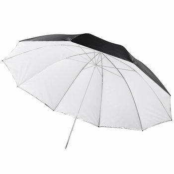 Walimex Pro Reflex 2in1 & Transl. Umbrella white 150cm