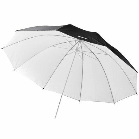 Walimex Pro Reflectie Studio Paraplu Zwart/Wit 150cm