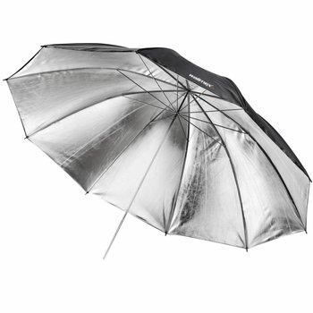Walimex Pro Reflectie Studio Paraplu Zwart/Zilver 2laags 150cm