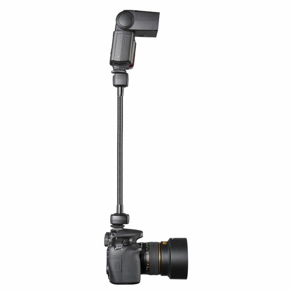 Walimex Pro Flexibele Zwanenhals TTL Canon