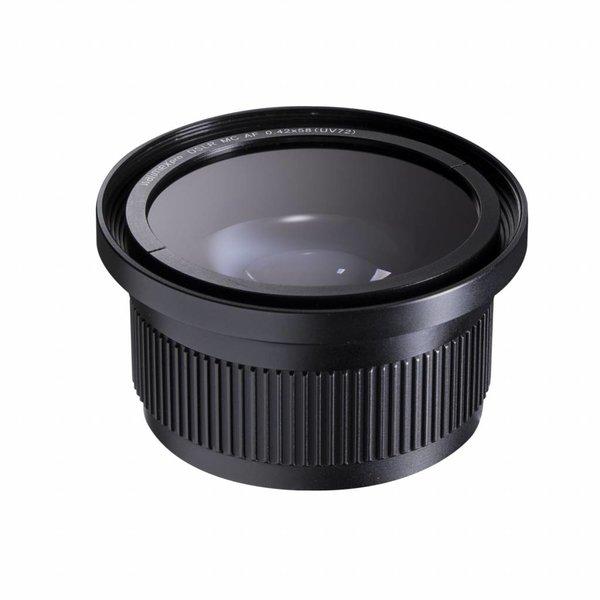 Walimex Pro Macro-Fish Eye-conversielens 0.42x58