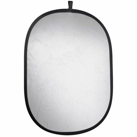 Walimex Opvouwbaar Reflectiescherm Goud/Zilver 150x200cm