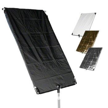 walimex Studio Reflector Board Set 4 in1, 60x90cm