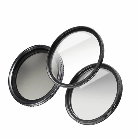 Walimex Pro Filters Starters Set 58 mm