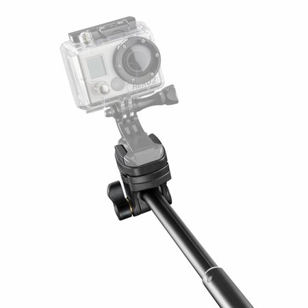 mantona GoPro & Smartphone Selfy Set Gooseneck Mini