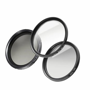 Walimex Pro Filters Starter Complete Set 55 mm