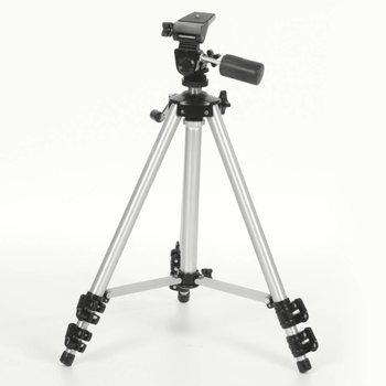 walimex Camera Tripod Semi Pro WAL-612 + Panhead FT-008