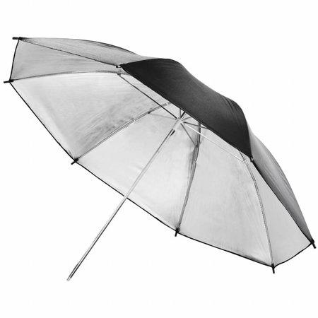 walimex Doorschijnende Studio Paraplu's, 105/110cm set van 3