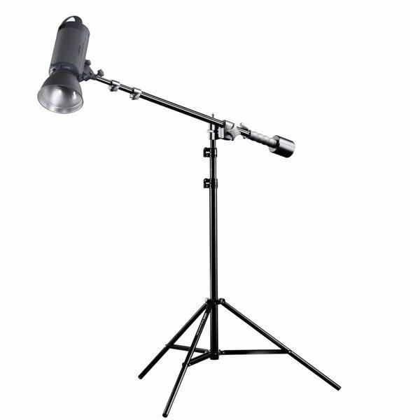 Walimex Boomarm  incl. Gewicht, 100-170cm