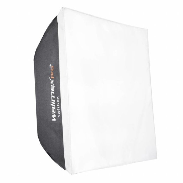 Walimex Pro Softbox 60x60cm   Diverse flitser merken