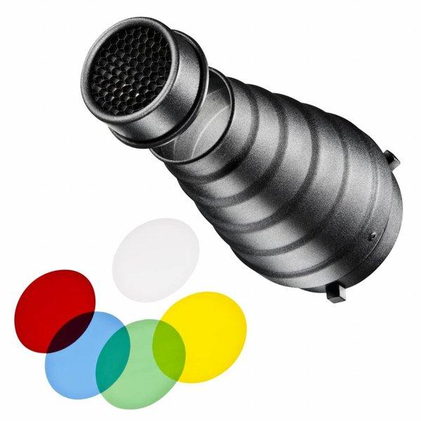 Walimex Conical Snoot Set | Diverse merken Speedring