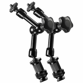 walimex pro Set of 2 DSLR Swivel arm Magic 18