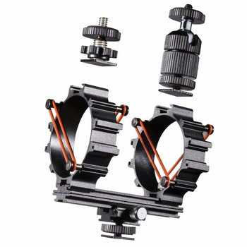 Walimex Pro Microphone Holder + Accessories Rails