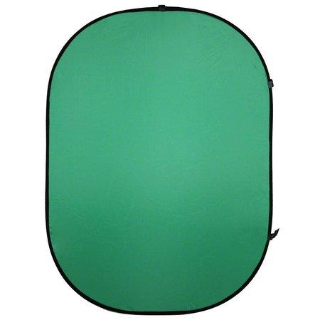 Walimex Opvouwbaar Achtergrond Groen, 150x200cm