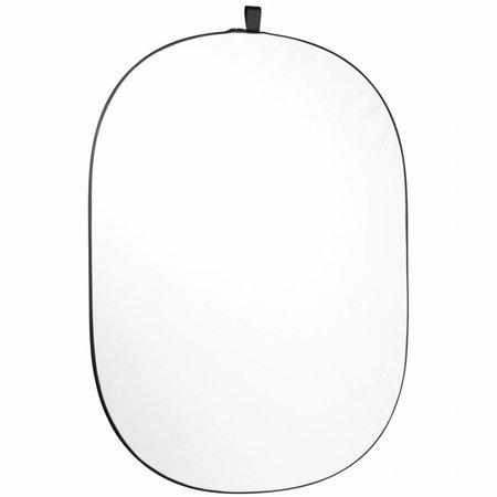 Walimex Opvouwbaar Achtergrond Wit, 140x195cm