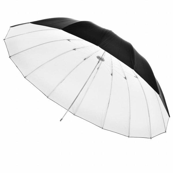 Walimex Reflex Paraplu Zwart/Wit, 180cm