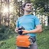 mantona Camera Bag Elements Pro 20, orange