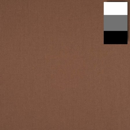 walimex Background Cloth  2,85x6m, raw umber