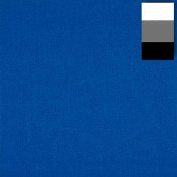 Walimex Stoffhintergrund Fotografie 2,85x6m, blau