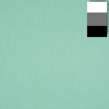 Walimex Achtergrond Doek Fotografie  2,85x6m, mint green