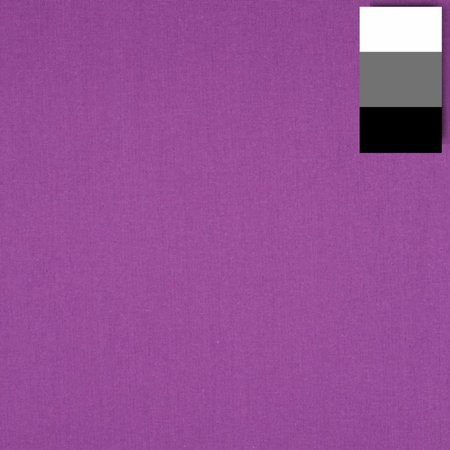 walimex Background Cloth  2,85x6m, rose violet
