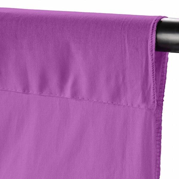Walimex Achtergrond Doek Fotografie  2,85x6m, rose violet