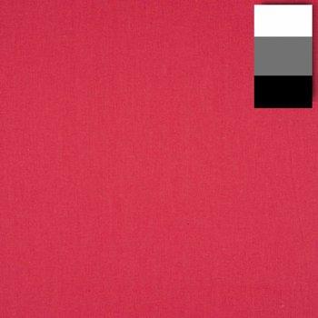 walimex Stoffhintergrund 2,85x6m, hellrot