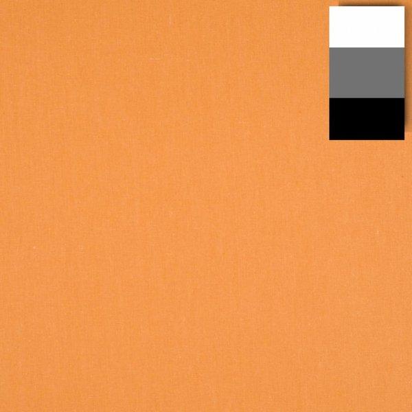 Walimex Achtergrond Doek Fotografie  2,85x6m, Orange