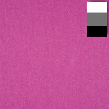 Walimex Stoffhintergrund Fotografie 2,85x6m, phlox pink