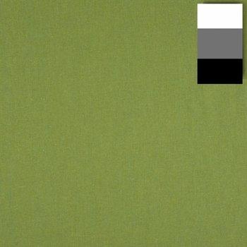 Walimex Stoffhintergrund Fotografie 2,85x6m, olivgrün
