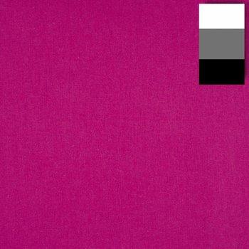 Walimex Stoffhintergrund Fotografie 2,85x6m, magenta