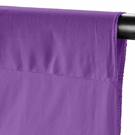 walimex Background Cloth  2,85x6m, dewberry