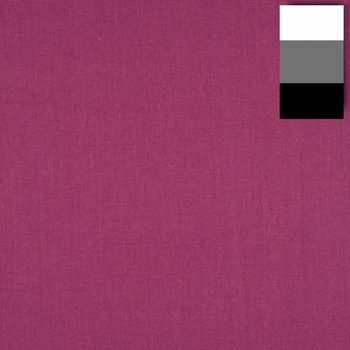 Walimex Background Cloth  2,85x6m, rose wine