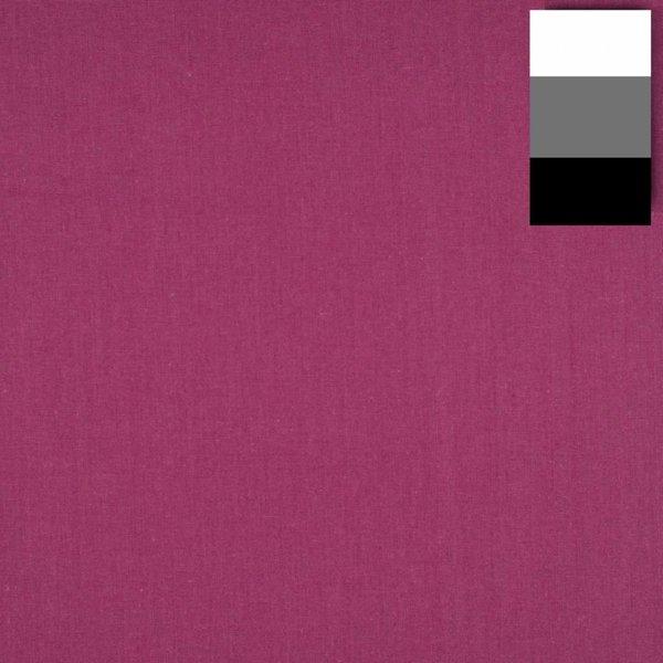 Walimex Achtergrond Doek Fotografie  2,85x6m, rose wine