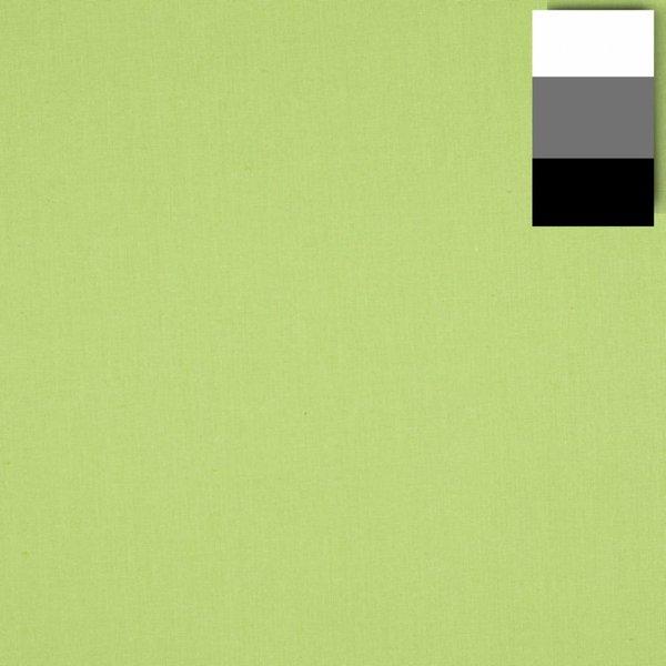 Walimex Achtergrond Doek Fotografie  2,85x6m, groen  glow