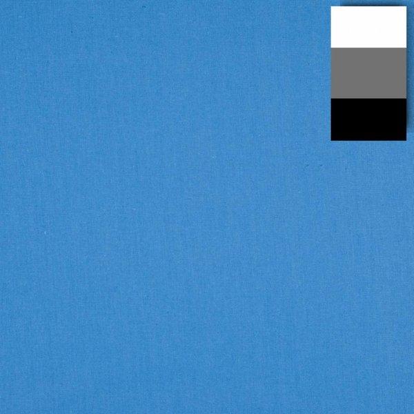 Walimex Achtergrond Doek Fotografie  2,85x6m, blithe Blauw