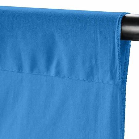 walimex Stoffhintergrund 2,85x6m, lichtblau