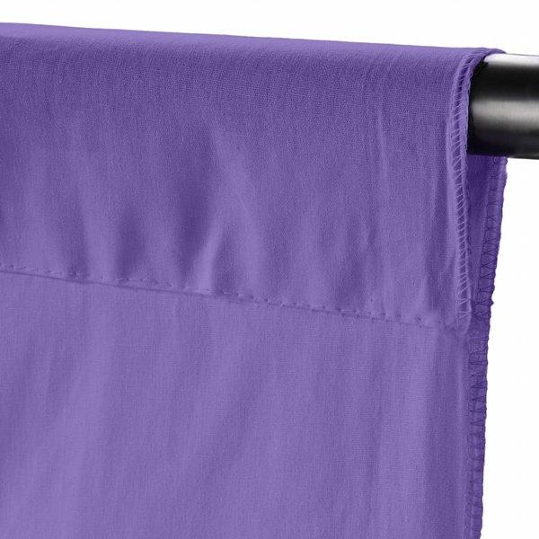 Walimex Achtergrond Doek Fotografie  2,85x6m, paisley purple