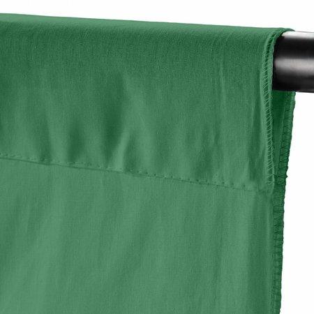 walimex Achtergronddoek 2,85x6m, emerald
