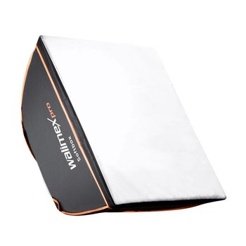 walimex pro Softbox OL 40x40cm | For various brands speedring