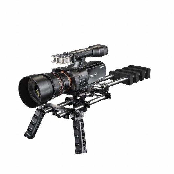 Walimex Pro Aptaris 15 mm Rod Klem Dubbel